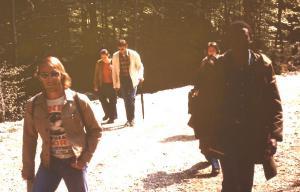 1975.05 Alain Borgeaud et Faustin Kagam