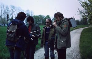 1976 Géoélectricité Ricardo-Antoine-Alain-Claude